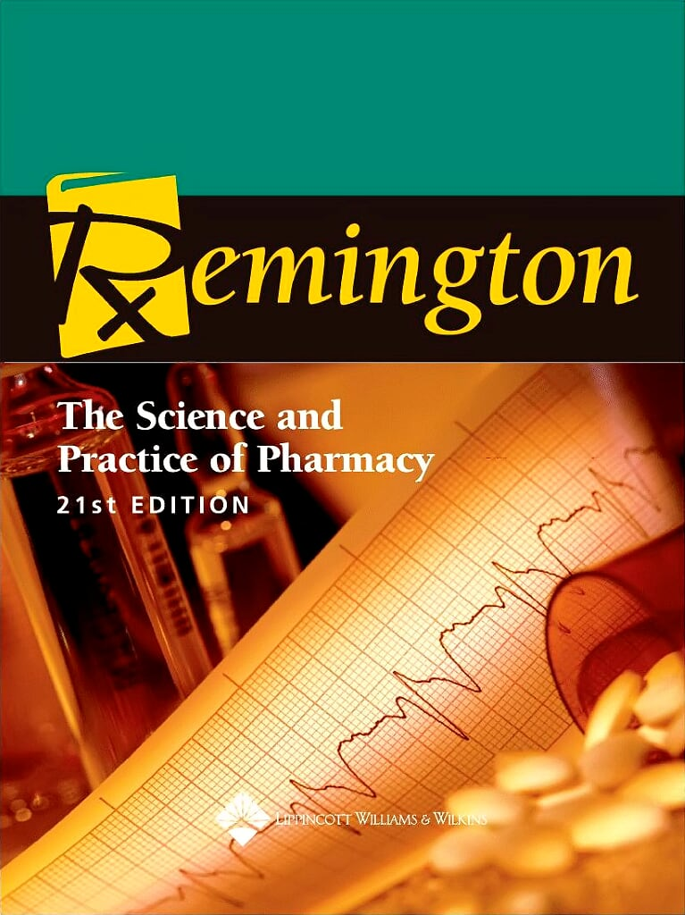 Remington 21st edition.